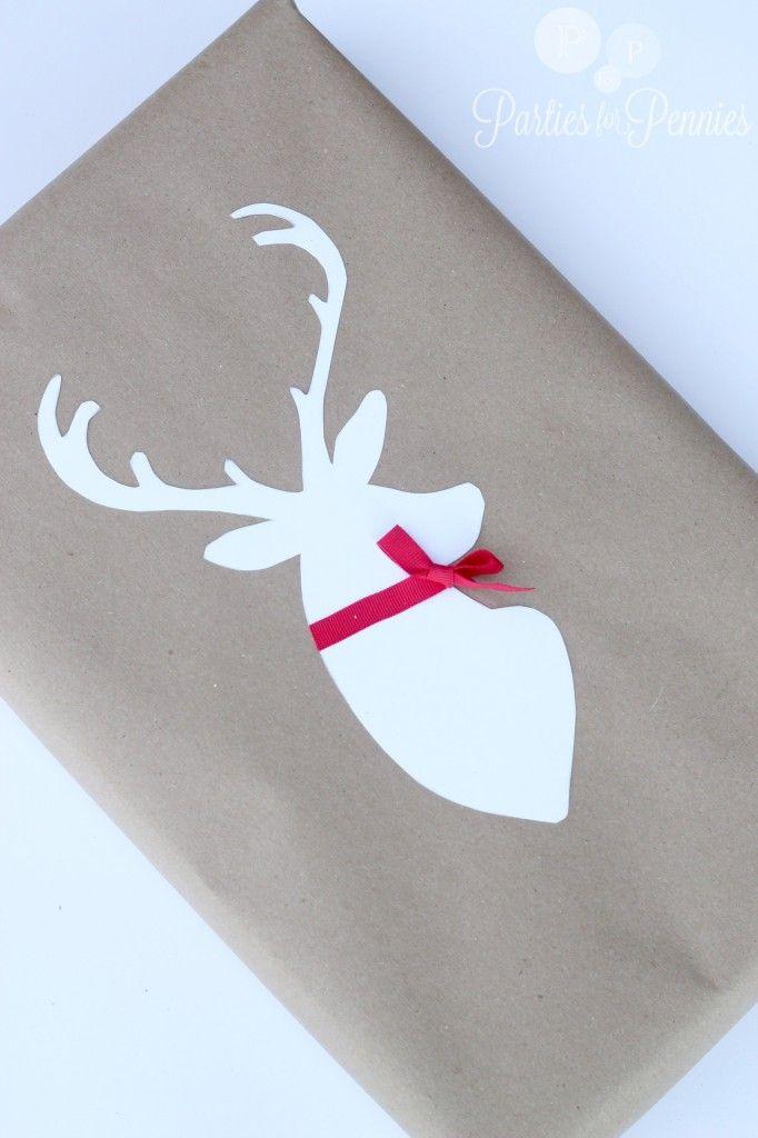 30 festliche Möglichkeiten, Ihre Weihnachtsgeschenke zu verpacken