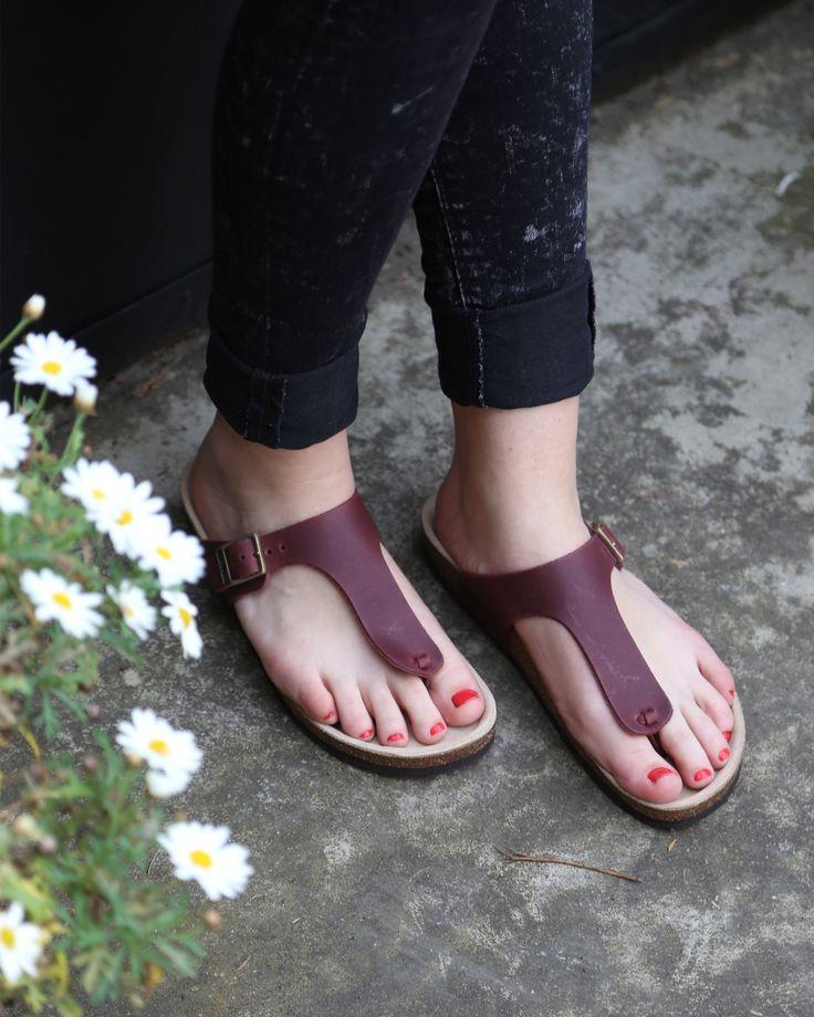 Kork Cartagena - Everest Guinda Kebba Shoes