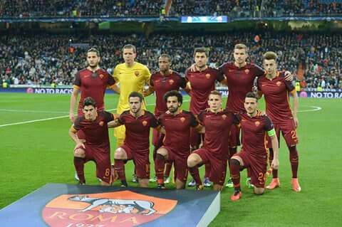 Real Madrid - AS Roma 2-0