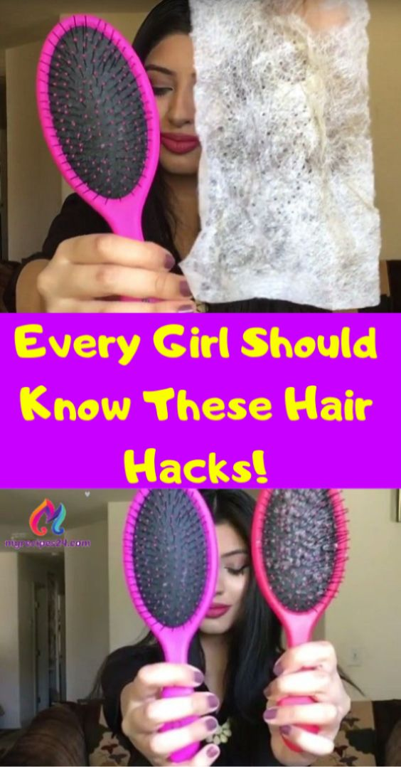 Each Lady Ought to Know These Hair Hacks!!!