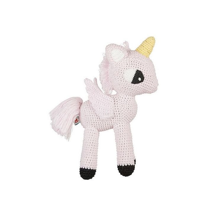 MnC - Large Softie - Unicorn - Jess