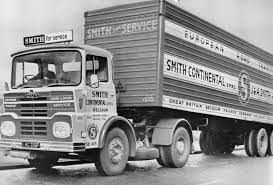 Image result for british trucks of the sixties