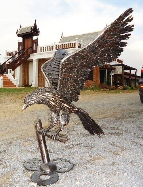 Best images about sculpture birds on pinterest drums