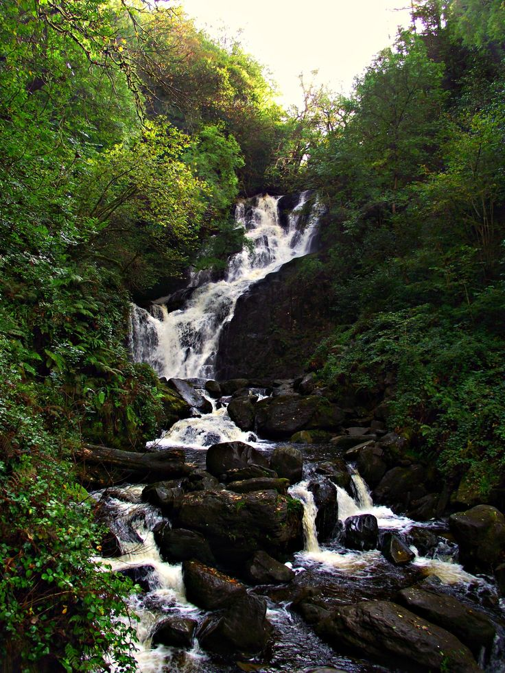 Torc waterfall-Co.Kerry