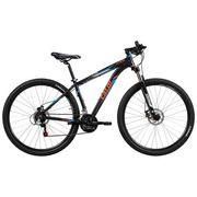 Bicicleta Caloi Extreme - Aro 29 - Freio a Disco - Câmbios Shimano - 21 Marchas