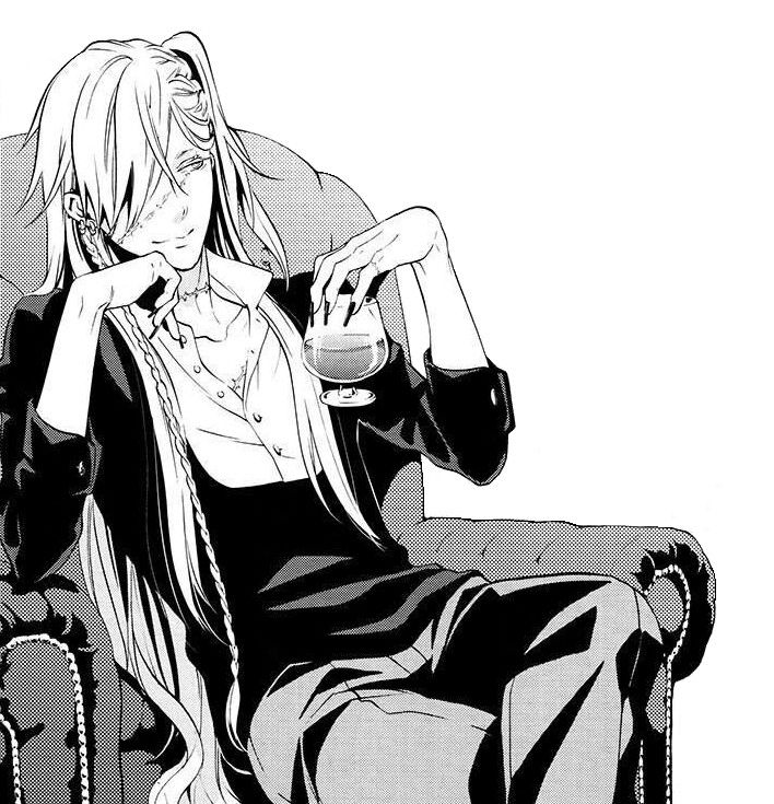 Undertaker | Black Butler | Kuroshitsuji | ♤ Anime ♤ and ♧ Manga ♧