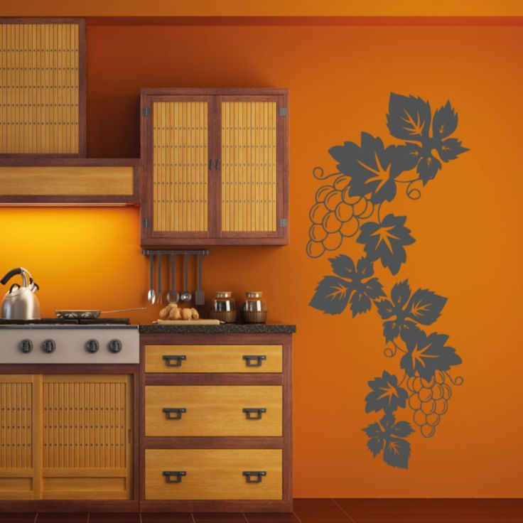 9 best Wandtattoo Küche images on Pinterest Products, Kiwi and - wandtattoo küche bilder