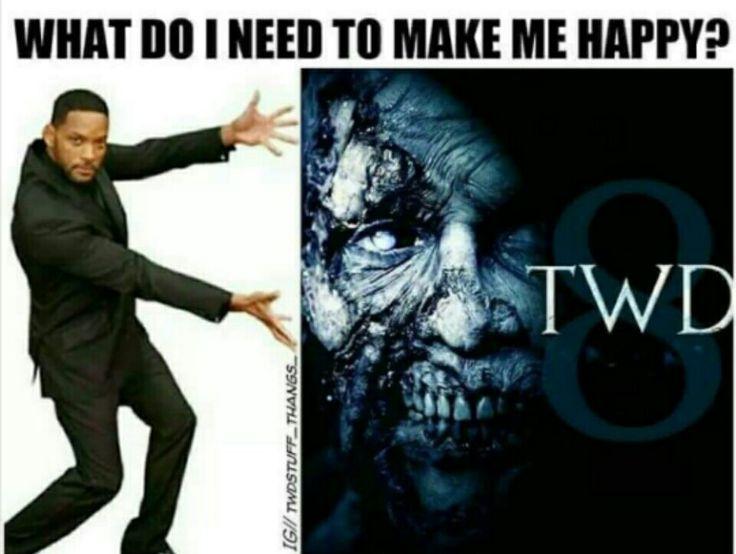 The Walking Dead Yes!
