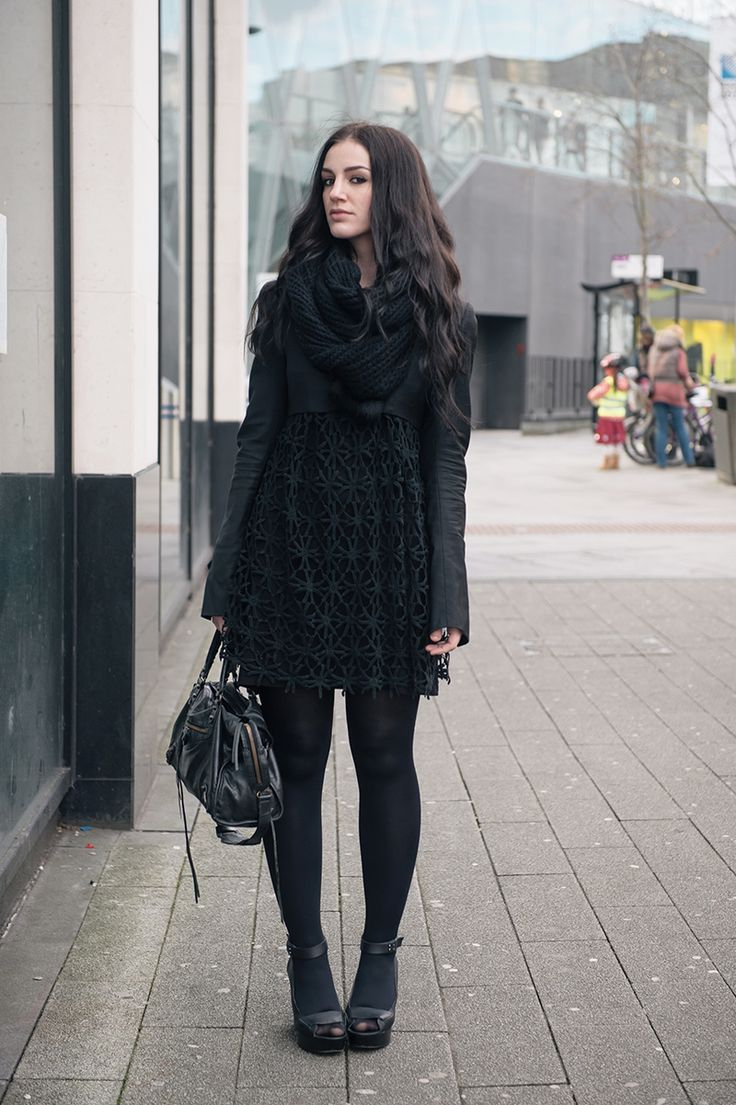 ASOS Snood / Todd Lynn x Topshop Cropped Tux Jacket / Seafolly Kaftan * / Vero Moda Dress / Skin by Finsk Wedges / Balenciaga City