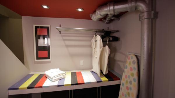 Une salle de lavage de style industriel   dÉCO tendance   CASA_salle de bain APRÈS