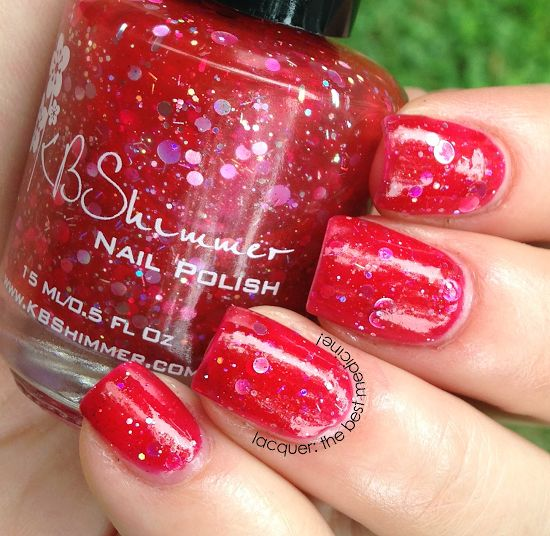 Lacquer: The Best Medicine!: KB Shimmer 2013 Fall Collection - Vicious Circles