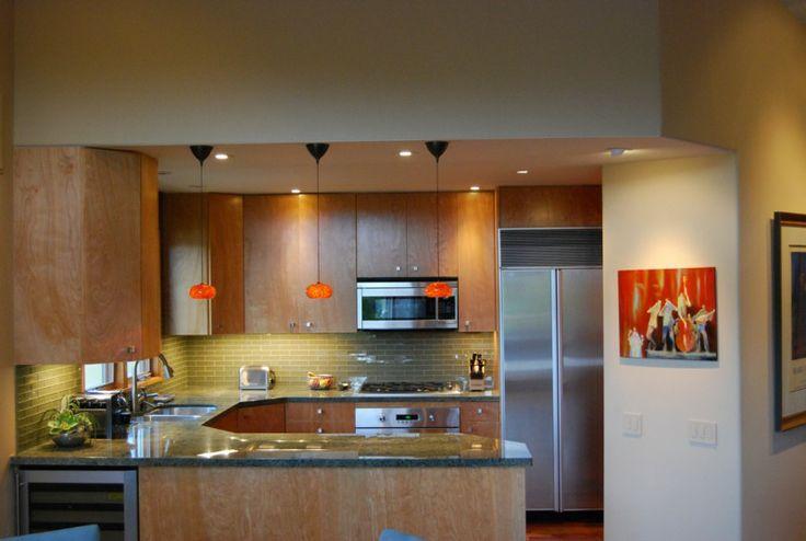 By  Kitchen Floor Plans
