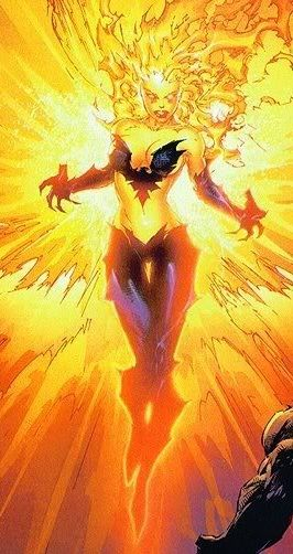 Jean Grey (Phoenix / Dark Phoenix) Earth 15104
