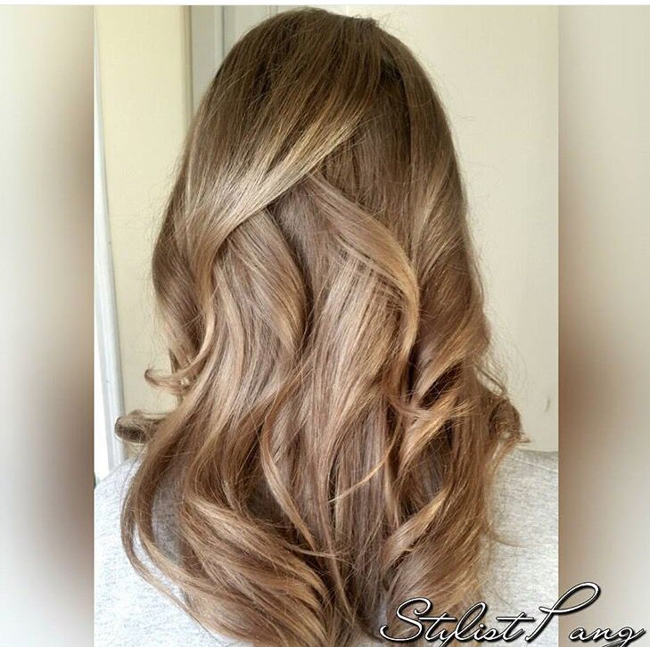 Balayage dirty blonde                                                                                                                                                     More