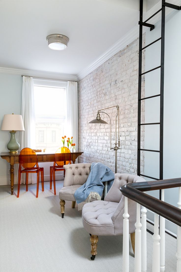 49 best painted brickwork images on Pinterest | Brickwork ...