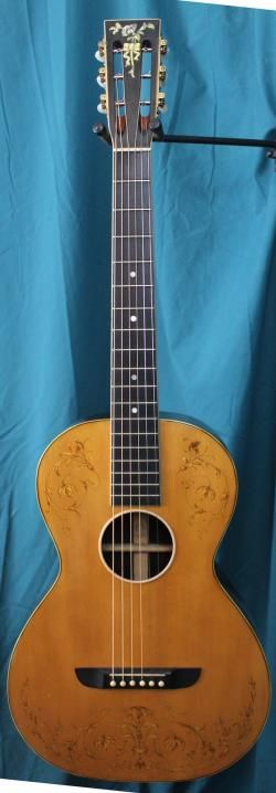 1921 Washburn Style A acoustic Guitar