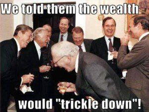 A Fact About Trickle-Down Economics Republicans Really Don't Want You to Think About