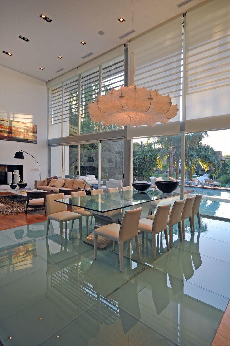 Casa Bahía #DobleAltura #Arquitectura #Architecture #Interiorismo #Diseño #VanguardaArchitects