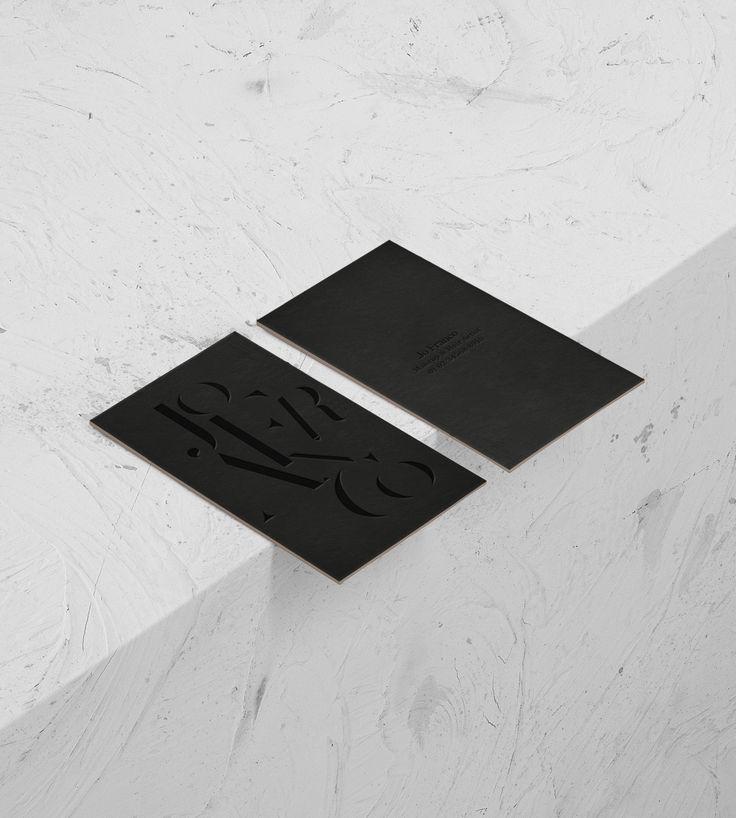 Business Card Design: Jo Franco Artistry