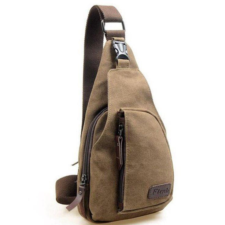 2017 New Fashion Man Shoulder Bag Men Canvas Messenger Bags Casual Travel Military Messenger Bag D98-2