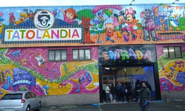 RUTAS EN ASTURIAS: Tatolandia. Gijón.