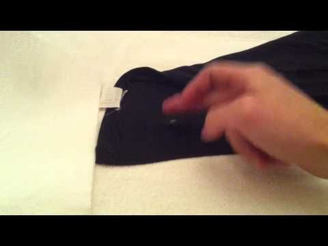 retirer la cire d 39 un tissu se d barrasser d 39 une t che de. Black Bedroom Furniture Sets. Home Design Ideas