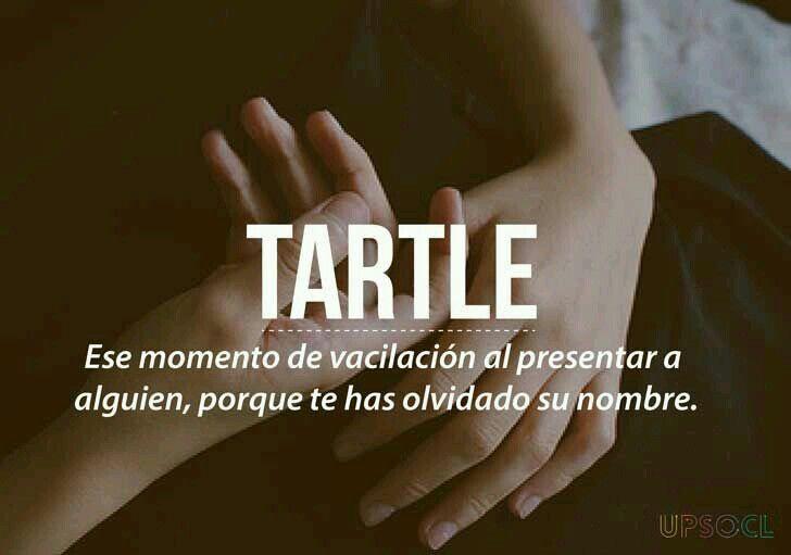 #tartle #vacilación #olvido