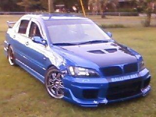 2002 mitsubishi lancer oz rally body kits fast cars. Black Bedroom Furniture Sets. Home Design Ideas