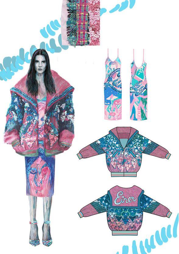 Class of 2015: Roberta Einer | Fashion & Beauty | HUNGER TV