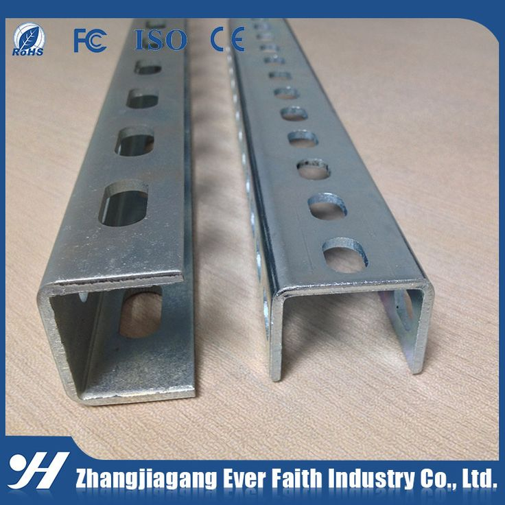 Image Result For Stainless Steel Channel Sizes Galvanized
