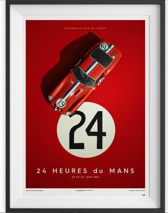 Ferrari 250 GTO #3705 – Le Mans 1962