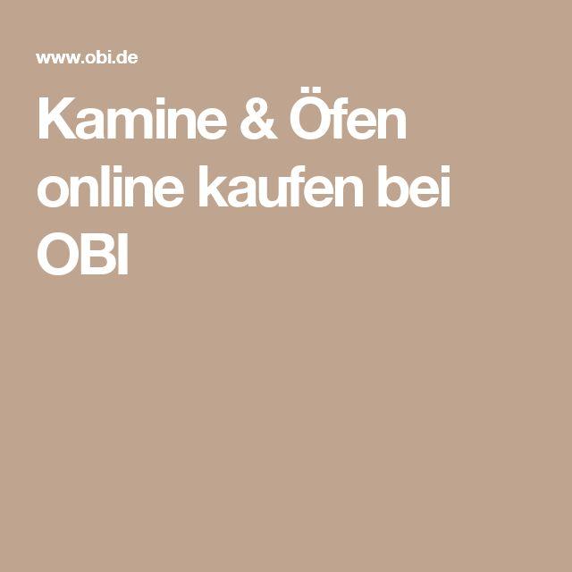Kamine & Öfen online kaufen bei OBI