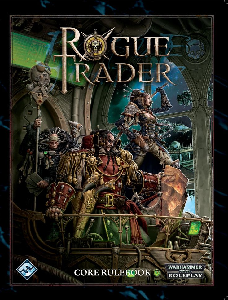 14 best Warhammer 40k: Rogue Trader images on Pinterest | Rogue ...
