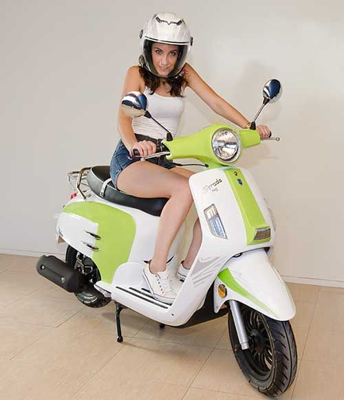 New scooter 125cc for sell- Retro Strada