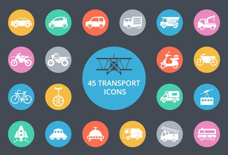free-transport-icons-featured