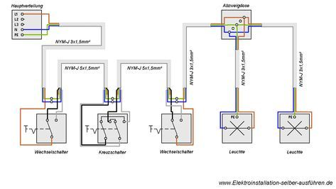 23 best elektrische Leitung images on Pinterest | Circuit diagram ...
