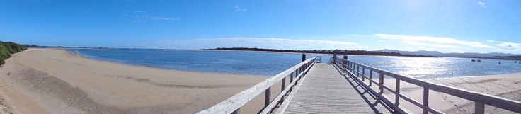 Port Sorell from the Jetty!!