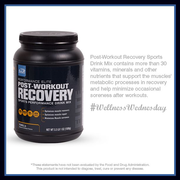 Post-Workout Recovery is a great way to end each workout - try it after a Can You 24 Level 2 session! #AdvoCare #CU24