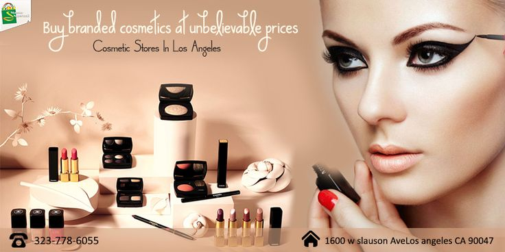 Now you can look absolutely beautiful whenever you step out of your home. Where confidence with the wide range of fabulous cosmetics available at cosmetic stores in Los Angeles. Pick from the widest collection and look stunning. http://www.slausonsupermallinc.com/beauty-supply.html