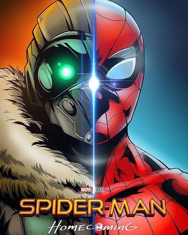 SPIDER  MAN • Homecoming