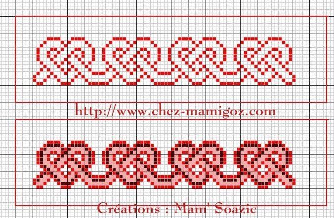 17 best images about grilles de points de croix trouv es lors de mes balades sur le net on. Black Bedroom Furniture Sets. Home Design Ideas
