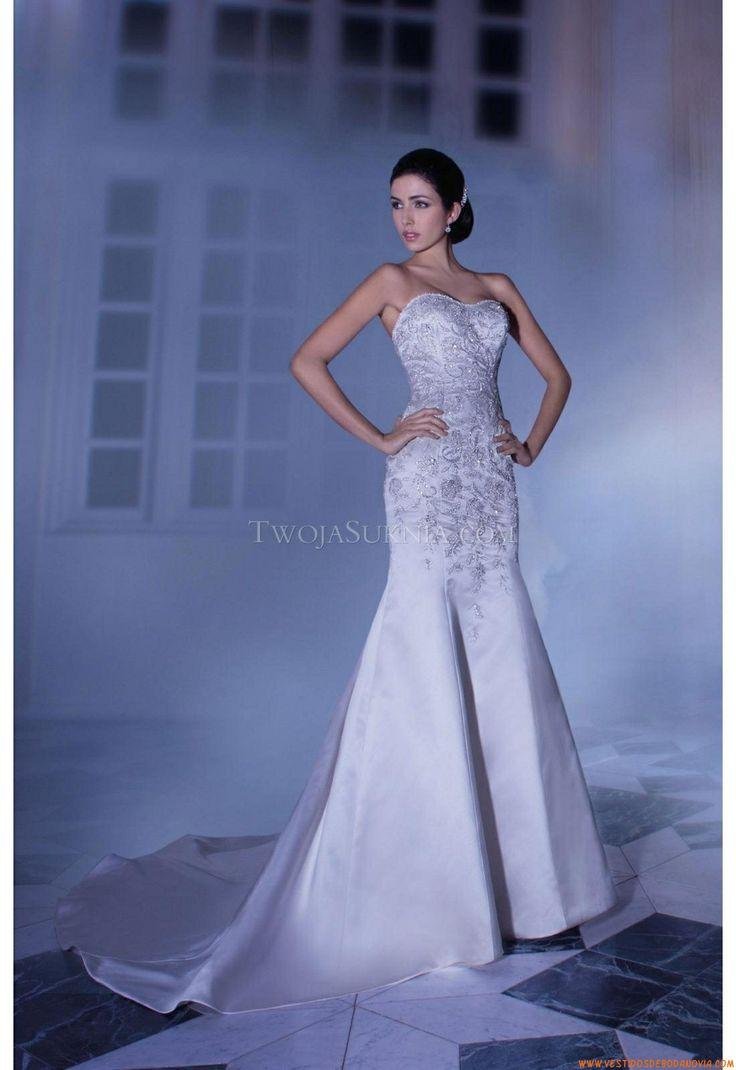 Vestido de novia Demetrios 4318 Sposabella