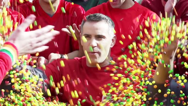 Mars Wants to Get 'Awesomer' at the Super Bowl with First Skittles Ad