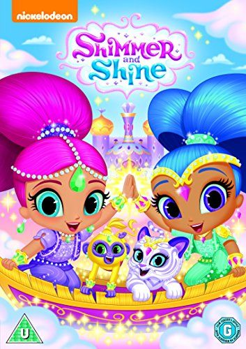 From 3.22 Shimmer And Shine [dvd]