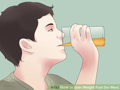 Image titled Gain Weight Fast (for Men) Step 2