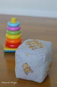 La Maison de Monique: Un cubo magico