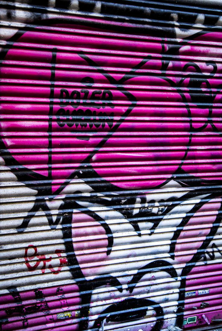 Calle Reina. Barrio de Chueca. Madrid. 2015