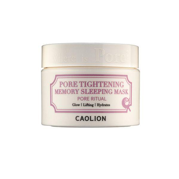 Caolion Pore Tightening Overnight Mask