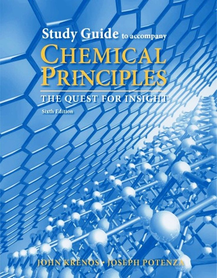 Best 25 chemistry textbook ideas on pinterest chemistry studyguideforchemicalprinciples6theditionpdfe book thebookisapdfebookonlythereisnoaccesscode fandeluxe Images