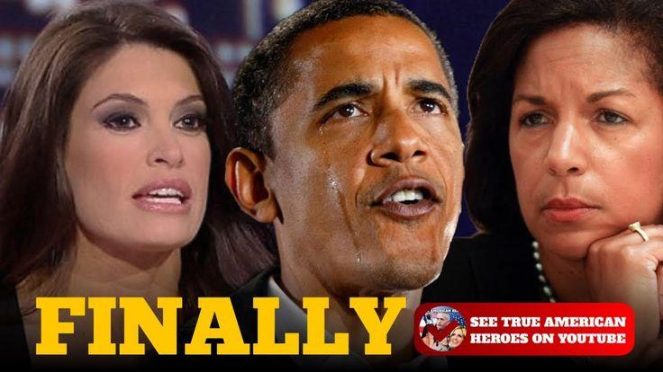 Trump Just Gave Susan Rice & Barack Obama TERRIBLE News - YouTube